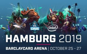 ESL One Hamburg 2019 Dota 2