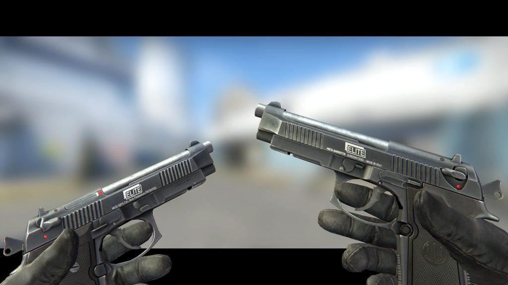 Dual Berettas Elite 1.6