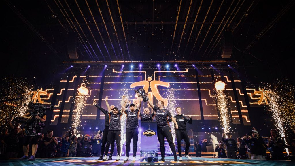 fnatic win dreamhack