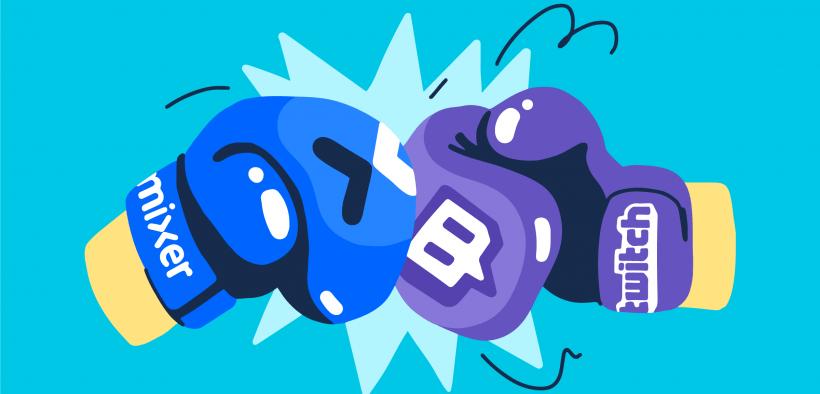 twitch vs mixer
