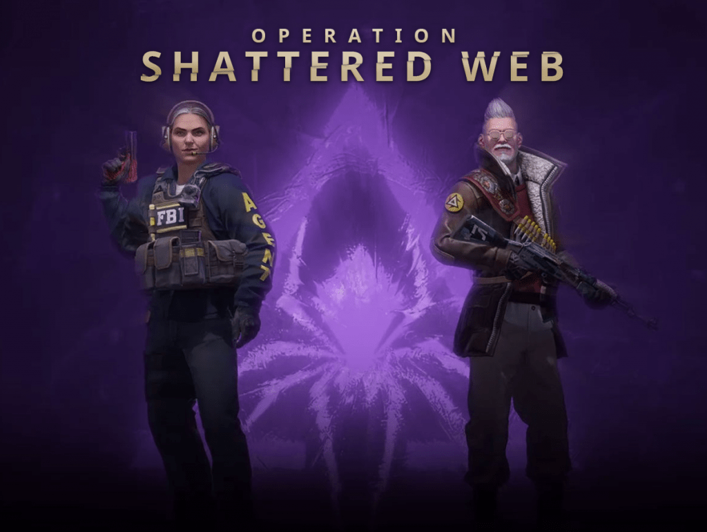 operation shattered web csgo