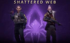 operation shattered web
