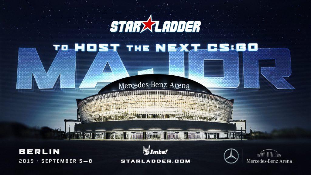 starladder major