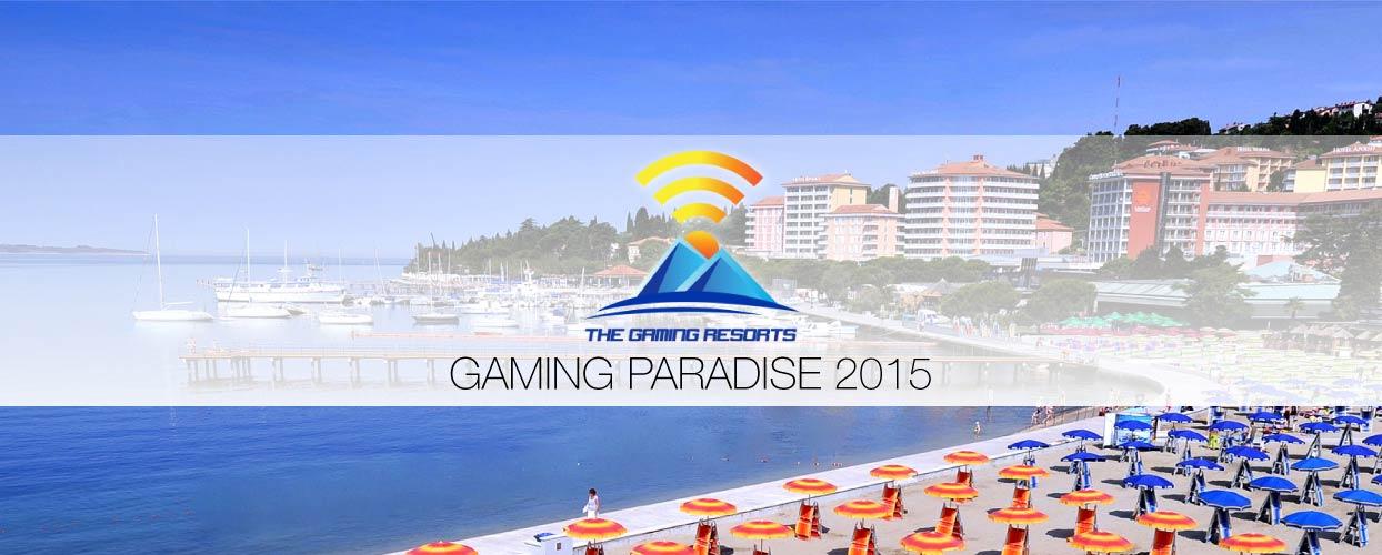 gaming paradise csgo