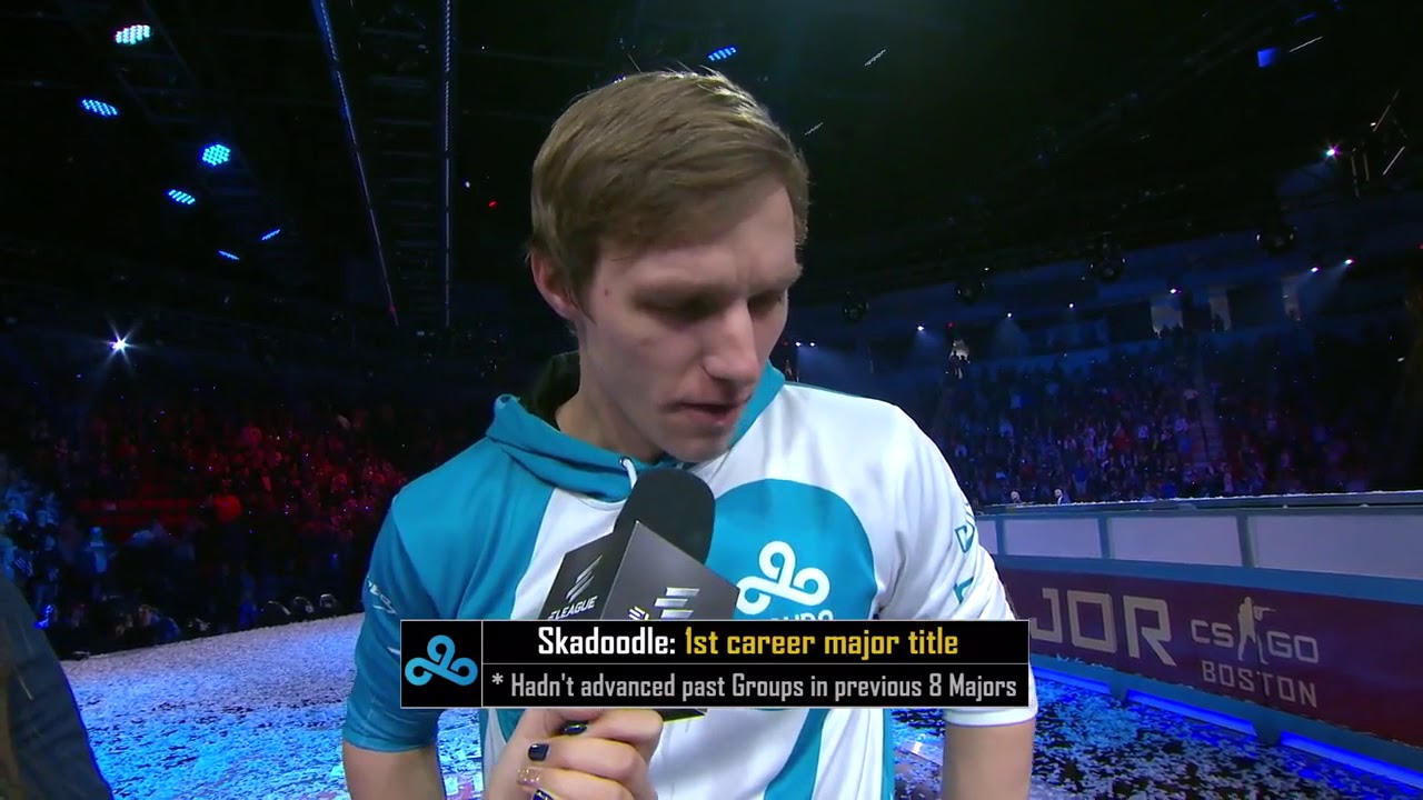 skadoodle major