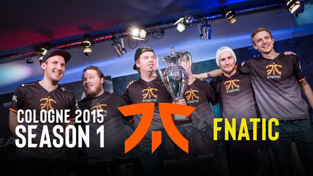 fnatic esl pro league
