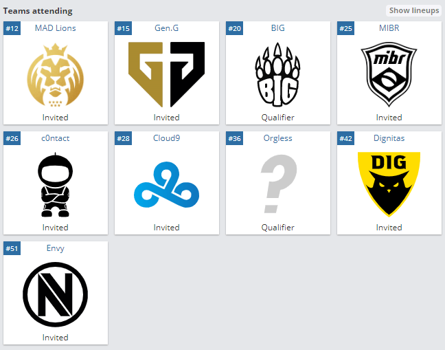 hltv flashpoint teams