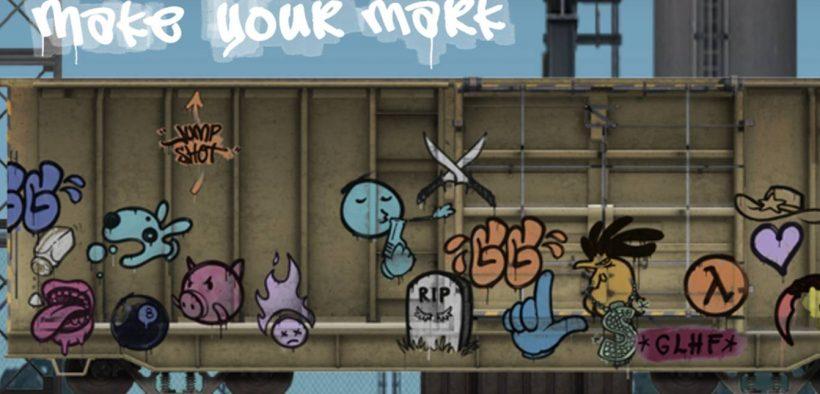 csgo граффити