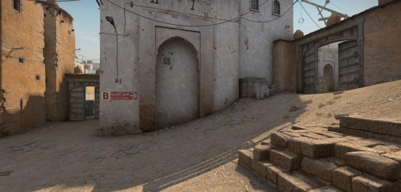 dust2 new doors