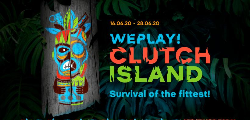 weplay clutch island