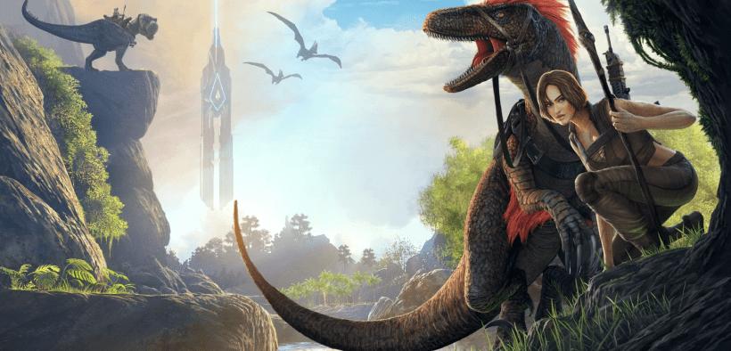 В Epic Games Store началась раздача ARK: Survival Evolved