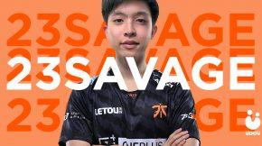 savage23 dota 2