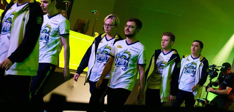 team spirit csgo