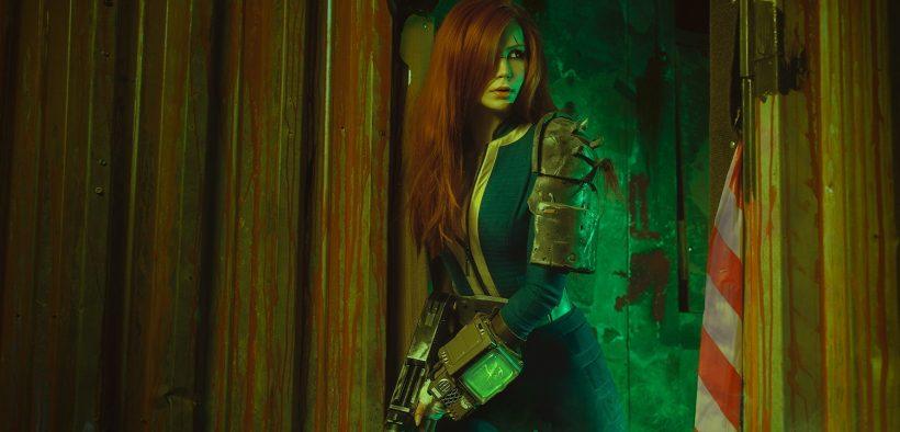 fallout vault girl