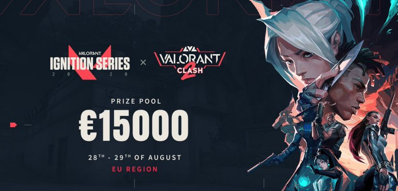 lvl valorant clash 2