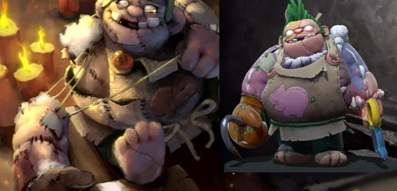 the toy butcher dota 2