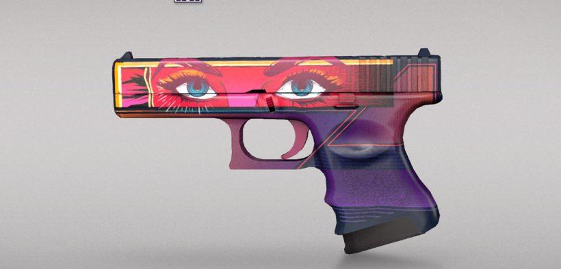 glock 18 vogue csgo