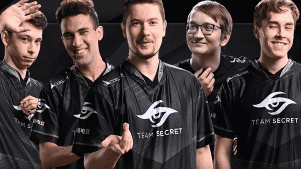 team secret dota 2