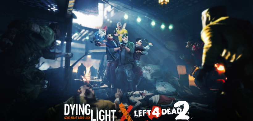 dying light x left 4 dead 2