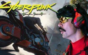 drdisrespect cyberpunk 2077