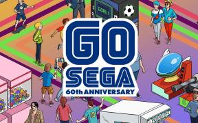 sega 60th anniversary